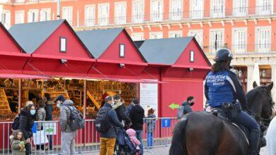 Desigual evolución del Covid: mejores datos en Madrid y peores en Cataluña