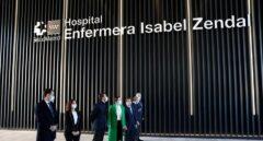 Madrid propone celebrar el próximo Consejo Interterritorial en el Zendal y Darias lo rechaza