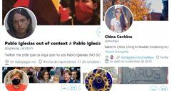 De China Cochina a la parodia del COVID, estas son las diez cuentas de Twitter más virales