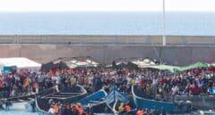 La ocupación de las plazas de acogida para migrantes, por encima del 80% en 10 comunidades