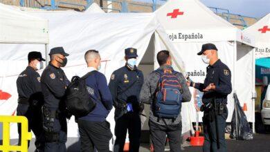 Llegan otros 68 inmigrantes en dos pateras a las costas de Gran Canaria