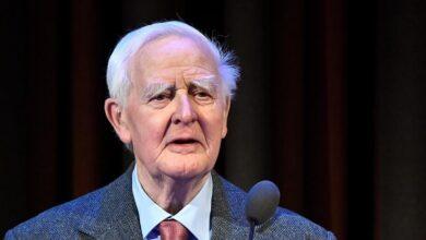 Muere a los 89 años John le Carré, maestro de la novela de espías