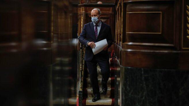 El exministro de Justicia y magistrado Juan Carlos Campo.