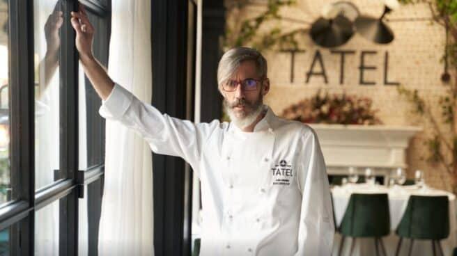 Julio Miralles, nuevo chef ejecutivo de Tatel.