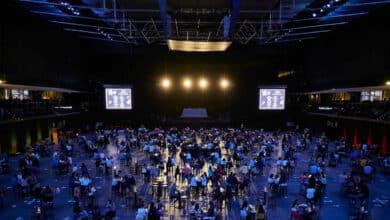 La venta de entradas para conciertos y espectáculos se dispara, aunque no llega ni a la mitad de las cifras prepandemia