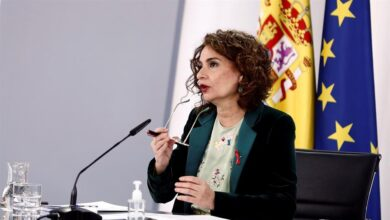 """El Gobierno delega en la Casa Real """"las decisiones y su comunicación"""" en torno al emérito"""