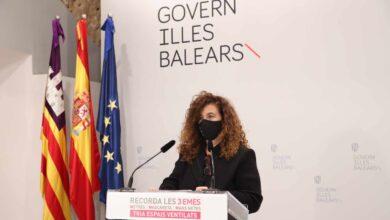 Baleares endurecerá las medidas en Mallorca y Formentera