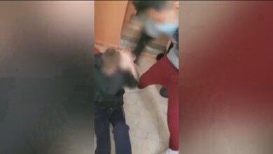 Salvaje paliza a un niño de otro menor para robarle el móvil en Madrid