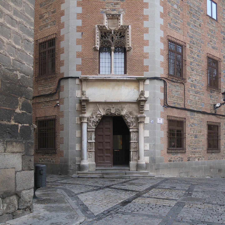Palacio de la Justicia de Toledo.