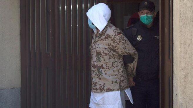 El bailaor Rafael Amargo, detenido y puesto a disposición judicial.