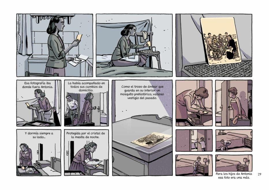 'Regreso al Edén', de Paco Roca.