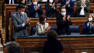 """Los Presupuestos son el """"aperitivo"""" del plan de PSOE y Podemos para España"""