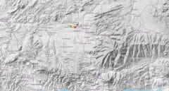 Terremoto de 3,5 grados al noroeste de Chauchina (Granada).