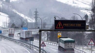 España recibirá a los Reyes Magos con frío polar, nevadas y heladas