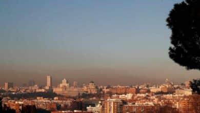 Madrid, la ciudad europea con más mortalidad por la contaminación de dióxido de nitrógeno
