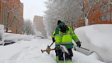 El temporal Filomena se cobra tres víctimas en España