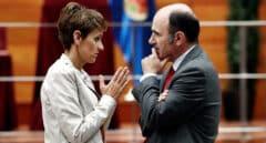 Dimite un consejero del Gobierno de Navarra tras ser imputado por malversación