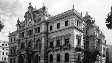 El asalto que mantuvo 'secuestrado' 12 horas el Pleno del Parlamento y el Gobierno vasco
