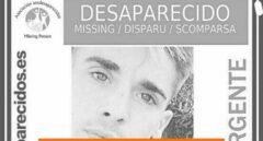 Iván, el joven desaparecido en Los Palacios, Sevilla.