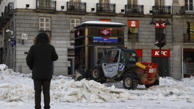 Almeida cifra en al menos 1.398 millones de euros los daños del temporal en Madrid