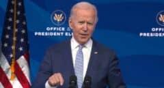 """Biden culpa a Trump de instigar el asalto al Capitolio: """"No eran manifestantes, eran terroristas domésticos"""""""