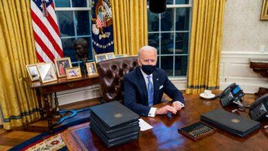 Joe Biden comienza a desmontar el legado de Trump desde el día 1 de su Presidencia
