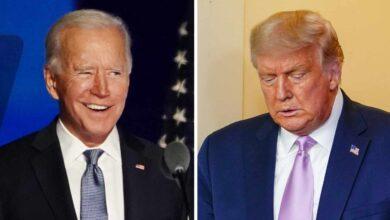 Trump anuncia que no asistirá a la toma de posesión de Joe Biden