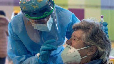 Sanidad registra un nuevo récord diario con 44.357 casos y la incidencia aumenta a 795