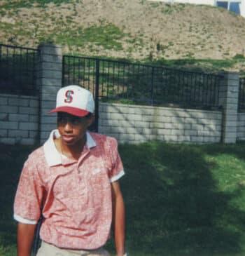 El golpe desconocido de Tiger Woods