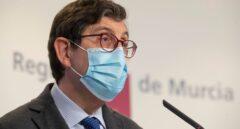 García Egea se niega a exigir la dimisión del consejero de Salud de Murcia que se ha vacunado