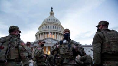 Más soldados que en Irak y Afganistán para el relevo en la Casa Blanca