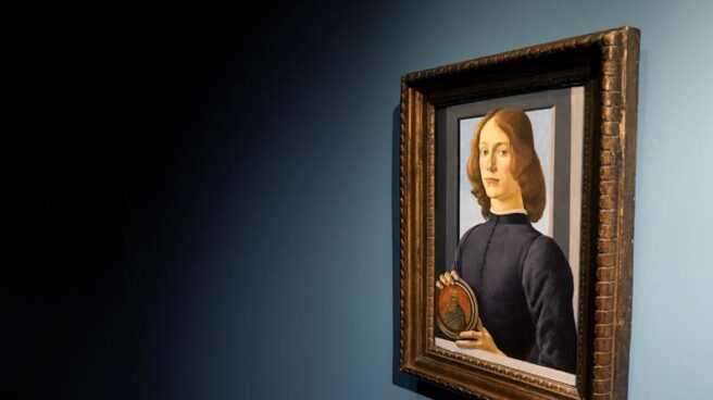 A subasta un retrato pintado por Botticelli valorado en más de 65 millones de euros