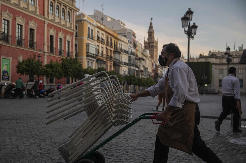 Andalucía se acerca a los 7.000 contagios en un día, el dato más alto de la pandemia