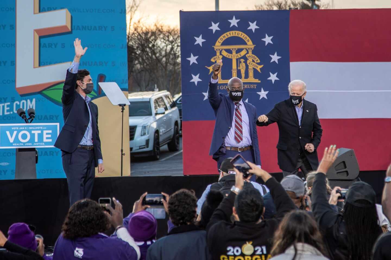 Biden-Georgia-demócratas