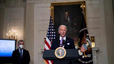 "Biden, a Putin: ""EEUU actuará en defensa de sus intereses si daña a sus aliados"""