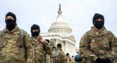 """El FBI advierte de """"protestas armadas"""" en los 50 Capitolios en vísperas de la toma de posesión de Biden"""