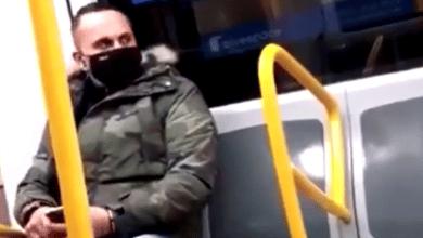 Se entrega en comisaría el hombre que lanzó insultos racistas a una pasajera en el Metro de Madrid