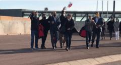 Los condenados por el 1-O salen de prisión para sumarse a la campaña