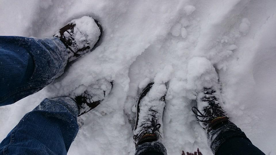 Cómo proteger a nuestros pies durante el invierno, estos son los cinco mejores trucos