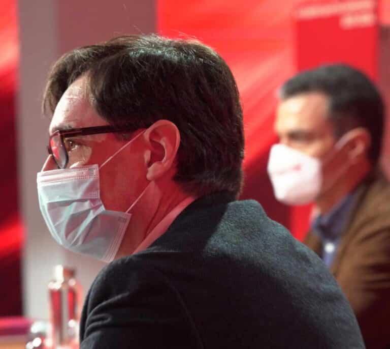 """Sánchez, en el lanzamiento de la candidatura de Illa en Cataluña: """"Las fechas son lo de menos"""""""