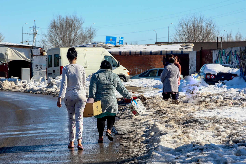 El Covid hace que la pobreza se dispare en España y afectaría a 5,1 millones de personas