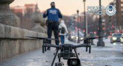 Una flota de drones y 220 policías: así vigilará Madrid las nuevas restricciones