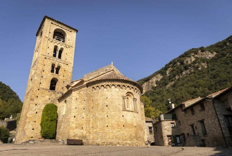 Estos son los 11 pueblos más bonitos de España beget girona gerona cataluña catalunya