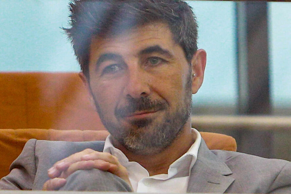 Jairo Alonso, expareja de Isabel Díaz Ayuso