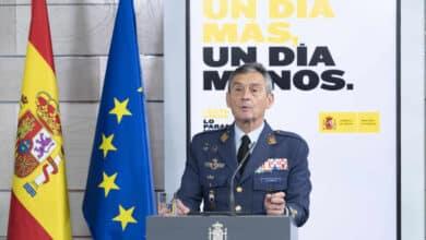 Dimite el JEMAD, Miguel Ángel Villaroya, tras la polémica por haberse vacunado