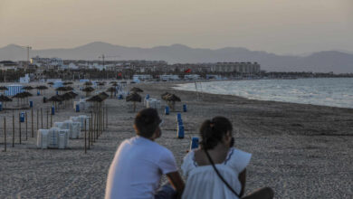 Estas son las cinco medidas sanitarias que debe cumplir en las playas valencianas