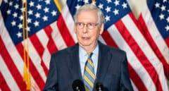 """El líder republicano del Senado acusa a Trump de """"provocar"""" el asalto al Capitolio"""