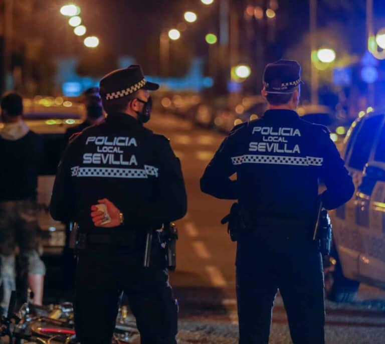 Disuelven una 'rave' en un descampado de Sevilla y denuncian a 18 asistentes
