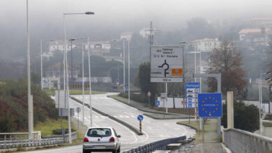 El Marco, la pedanía entre España y Portugal quebrada por las restricciones de movilidad