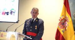 El jefe de Estado Mayor de la Defensa, Miguel Ángel Villarroya